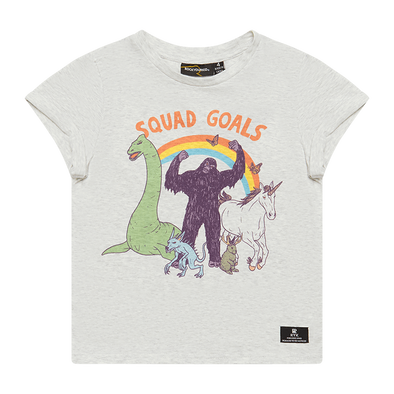 Squad Goals T-Shirt by Rock Your Kid