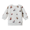 Emerson Sweater by Nature Baby - Bunny Garden