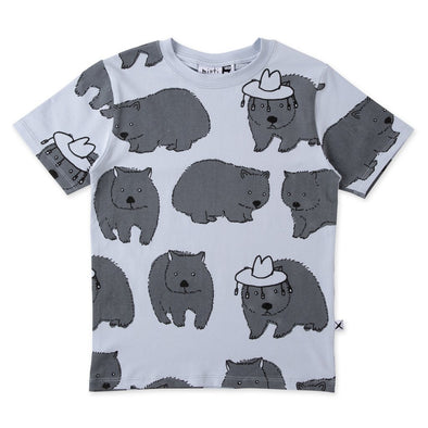 Wombat Buddies Tee by Minti