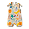 Fruit Loop Tie Playsuit by Wilson & Frenchy