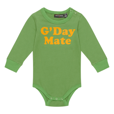 G'Day Bodysuit by Rock Your Baby