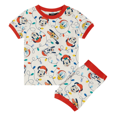 Mickey Up In Light Pyjama Set by Rock Your Kid