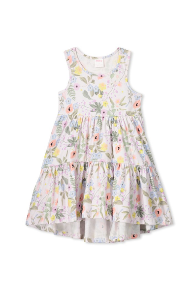 Spring Floral Dress by Milky