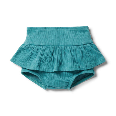 Calypso Ruffle Nappy Pant by Wilson & Frenchy