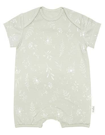 Onesie Short Sleeve Dandelion by Toshi