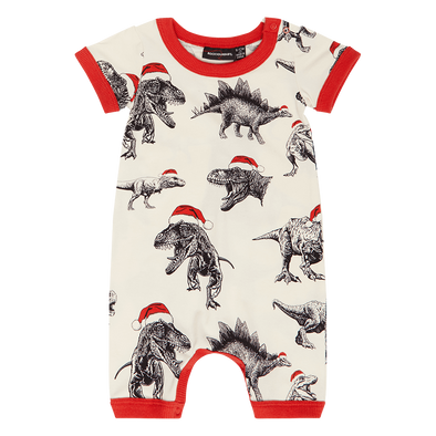 Jolly Jurrasic Playsuit by Rock Your Baby