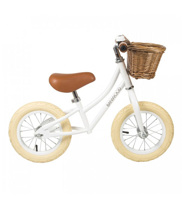 Banwood Balance Bike - White