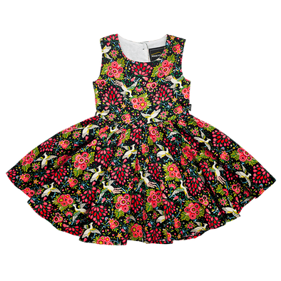 Navy Arcadia Sleeveless Mad Men Dress by Rock Your Kid