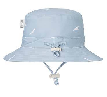 Swim Sunhat Bondi Beach by Toshi