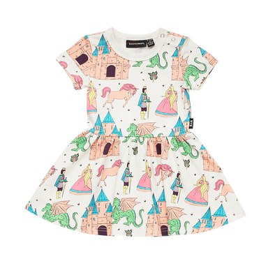 Once Upon A Time Baby Short Sleeve Dress by Rock Your Baby
