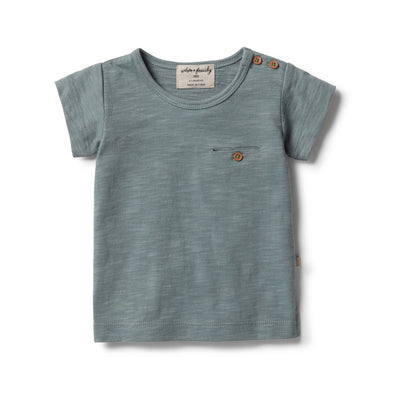 Lead Short Sleeve Tee by Wilson & Frenchy