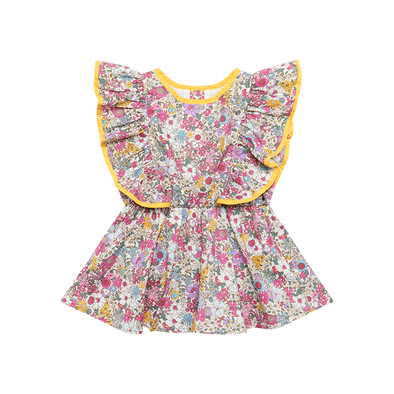 Angel Baby Floral Dress by Rock Your Baby