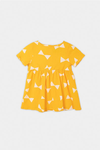 All Over Bow Dress by Bobo Choses