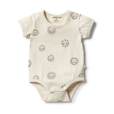 Sunshine Organic Bodysuit by Wilson & Frenchy