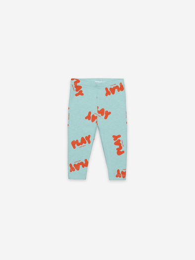 Play All Over Leggings by Bobo Choses