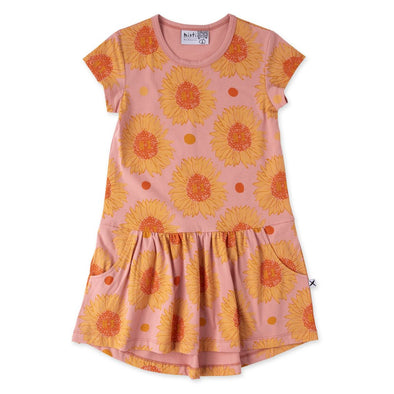 Friendly Sunflower Dress by Minti