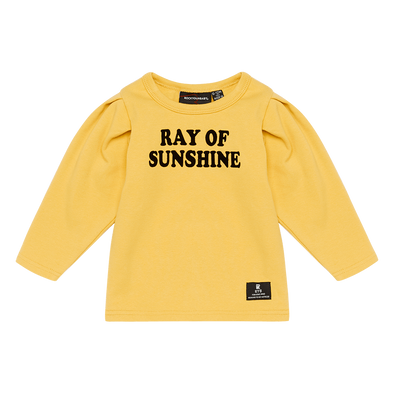 Ray Of Sunshine Baby T-Shirt by Rock Your Baby