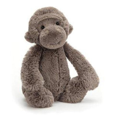 Jellycat Medium Bashful Gorilla