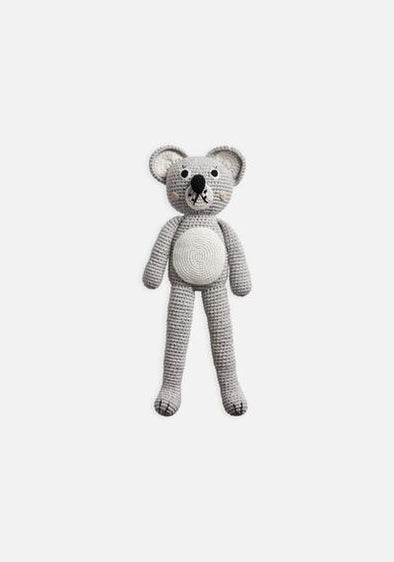 Large Crochet Koala by Miann & Co