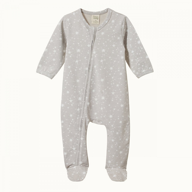 Dreamlands Suit by Nature Baby - Stardust Moon Print