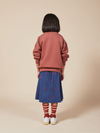 Umbrellas All Over Skirt by Bobo Choses