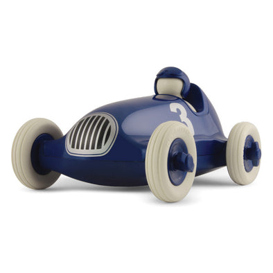 Bruno Racing Car Metallic Blue by Playforever