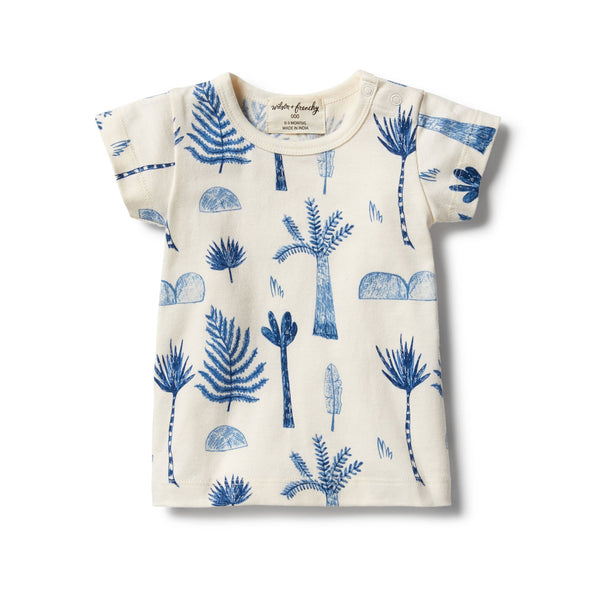 Jungle Organic Tee by Wilson & Frenchy
