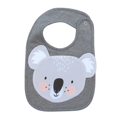 Koala Bib by Mister Fly