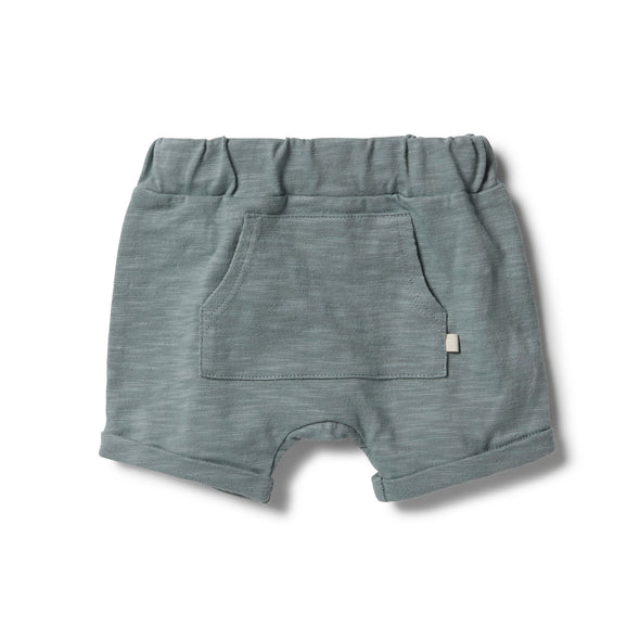 Lead Slouch Shorts by Wilson & Frenchy