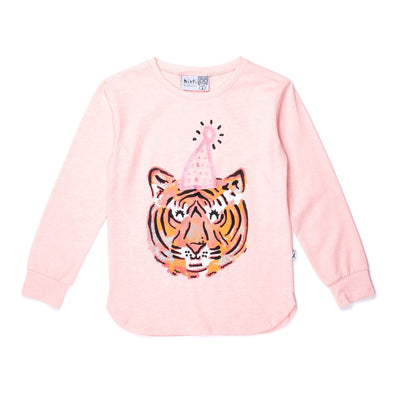 Party Tiger Tee by Minti
