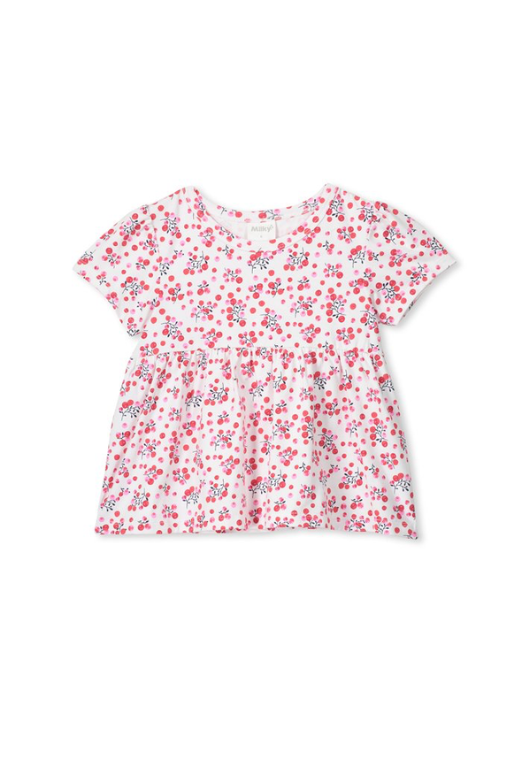 Berries Tee by Milky