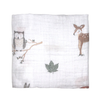 Woodland Muslin Wrap by Mister Fly