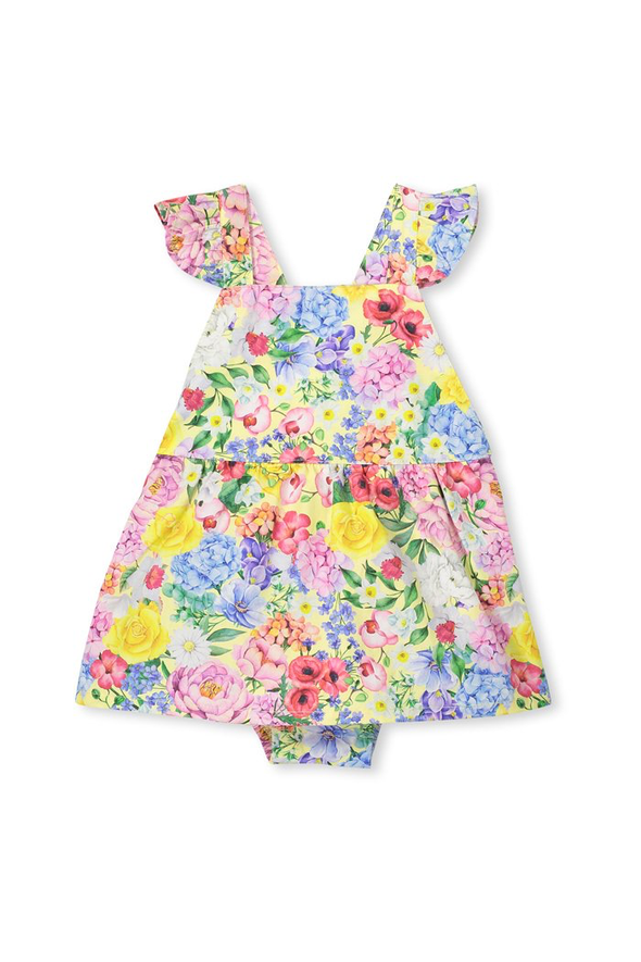 Summer Floral Baby Dress by Milky
