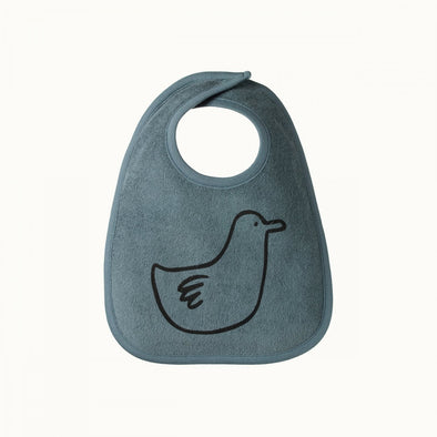 Reversible Bib by Nature Baby - Pond