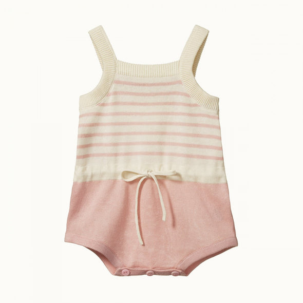 Lois Suit by Nature Baby - Lily Sailor Stripe