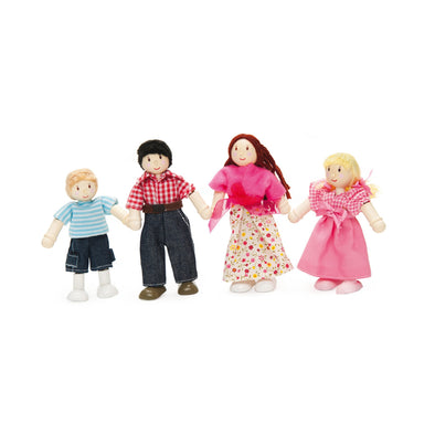 My Doll Family by Le Toy Van