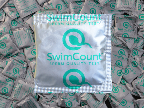THE LAUNCH OF THE SPECIAL SWIMCOUNT CONDOM
