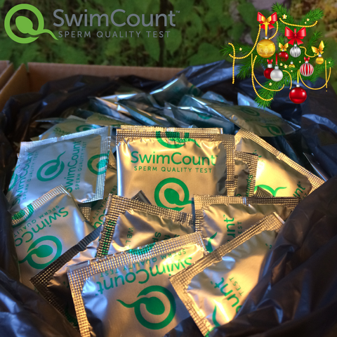 SwimCount Condoms