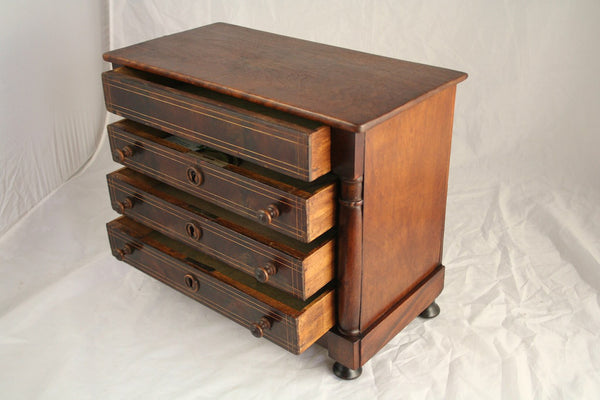 charles x miniature chest