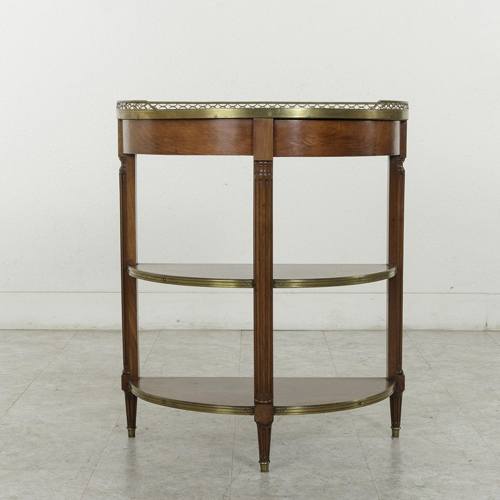 Louis XVI Style Console Table - French Metro Antiques