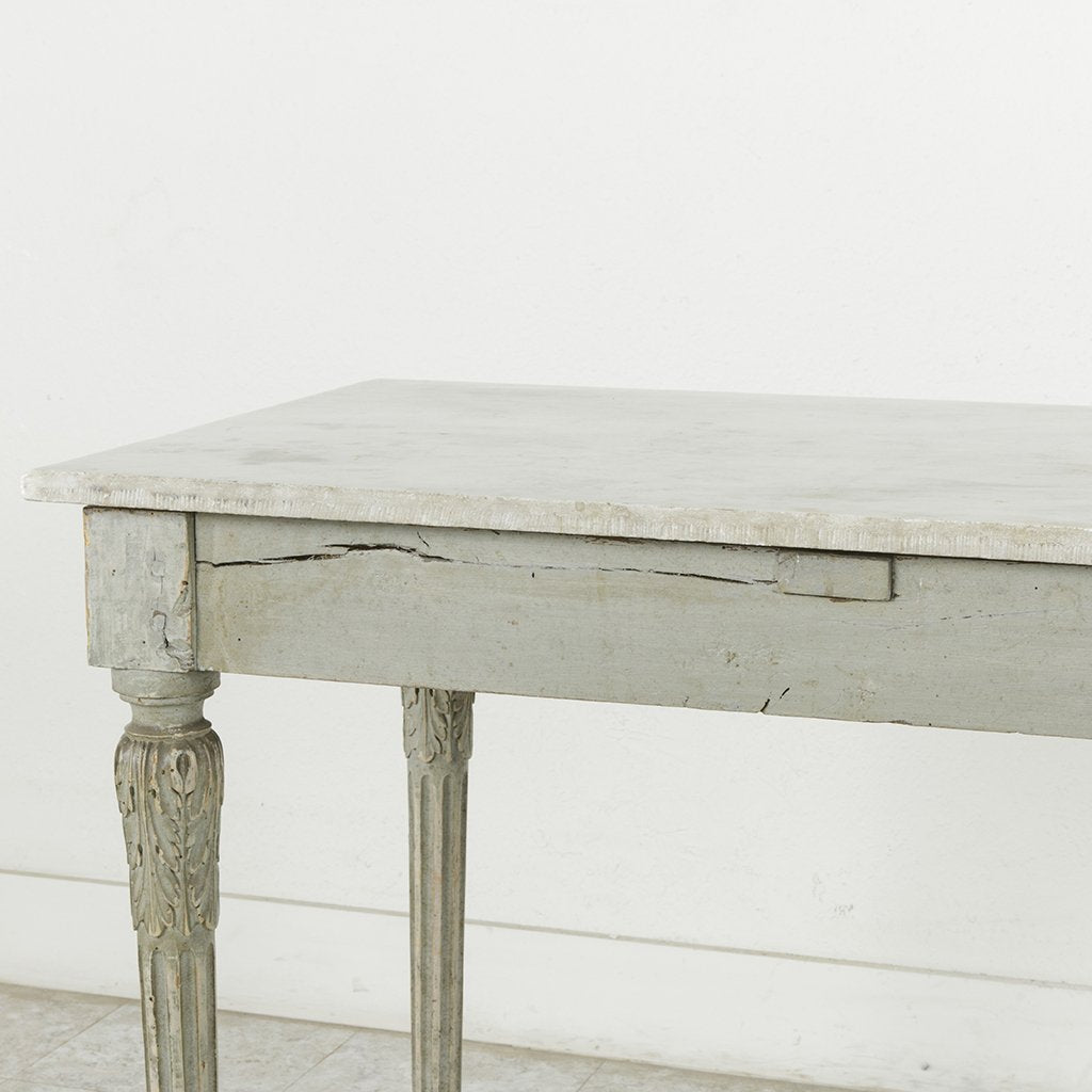 Louis xvi style console table french metro antiques louis xvi console table geotapseo Images