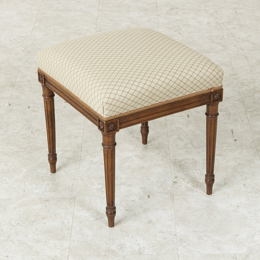 Remarkable Louis Xvi Vanity Stool Caraccident5 Cool Chair Designs And Ideas Caraccident5Info