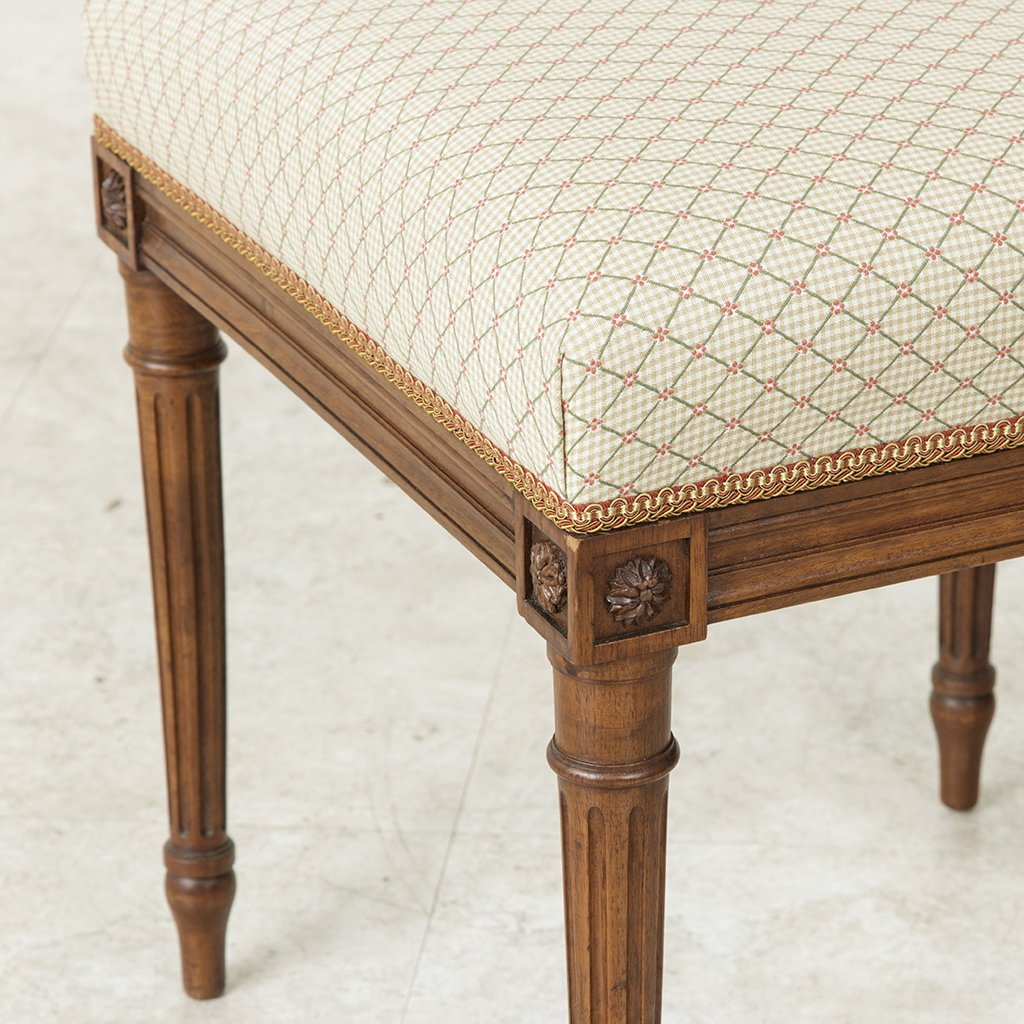 Astonishing Louis Xvi Vanity Stool Caraccident5 Cool Chair Designs And Ideas Caraccident5Info