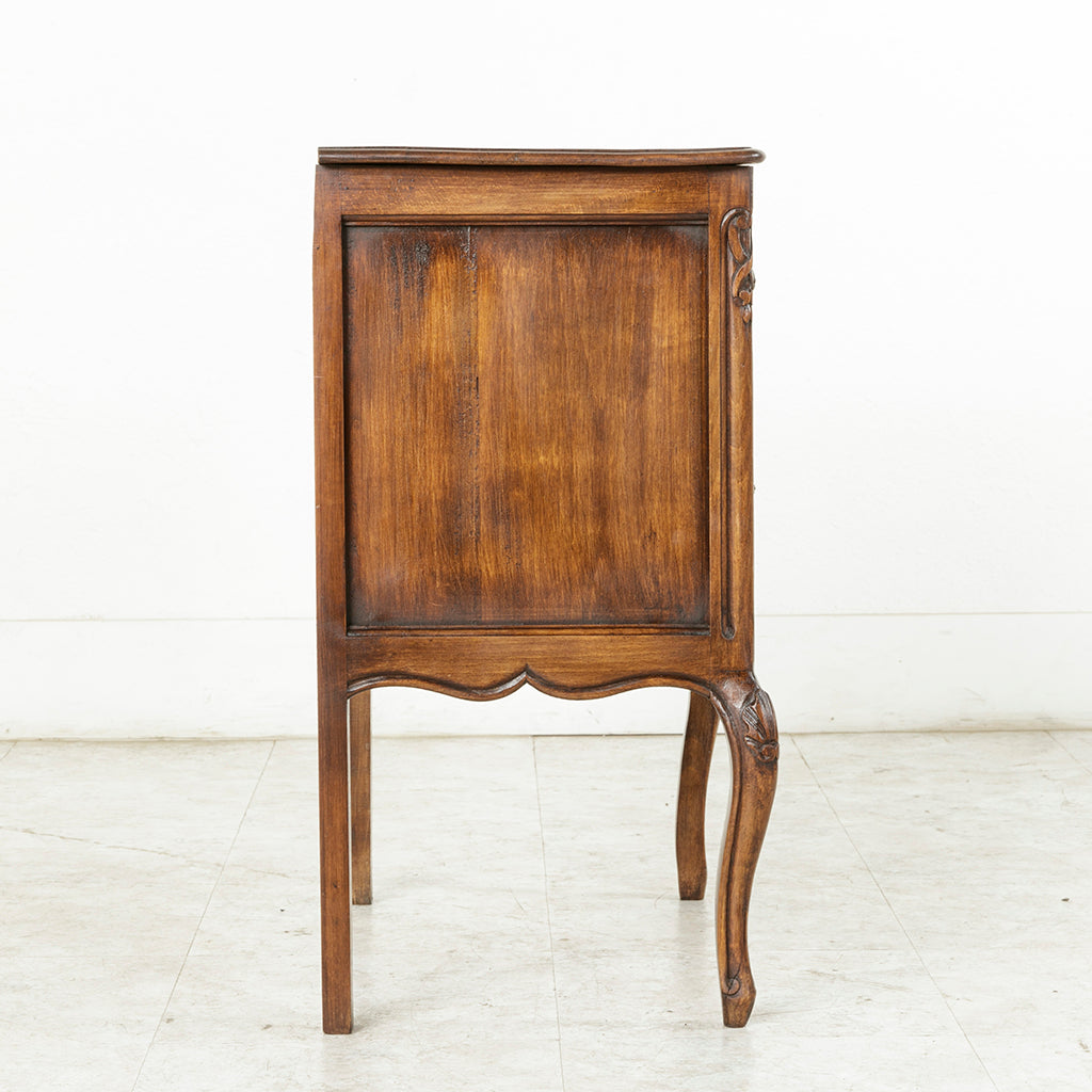 Empire Walnut Nightstand