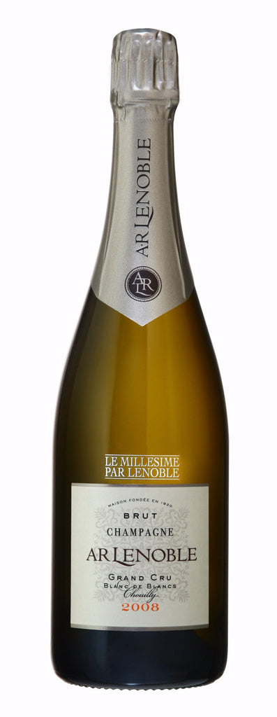 "Champagne A.R. Lenoble Grand Cru Blanc de Blancs ""Chouilly"" 2008"