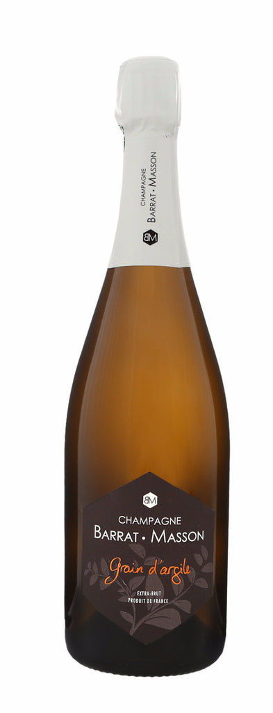 Champagne Barrat Masson Grain d'Argile