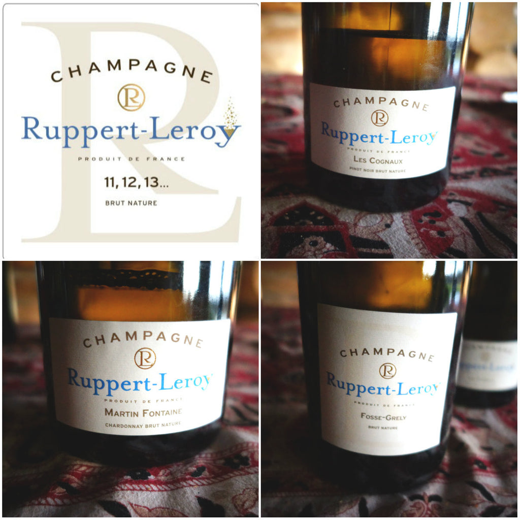 Champagne Ruppert-Leroy 4-pack