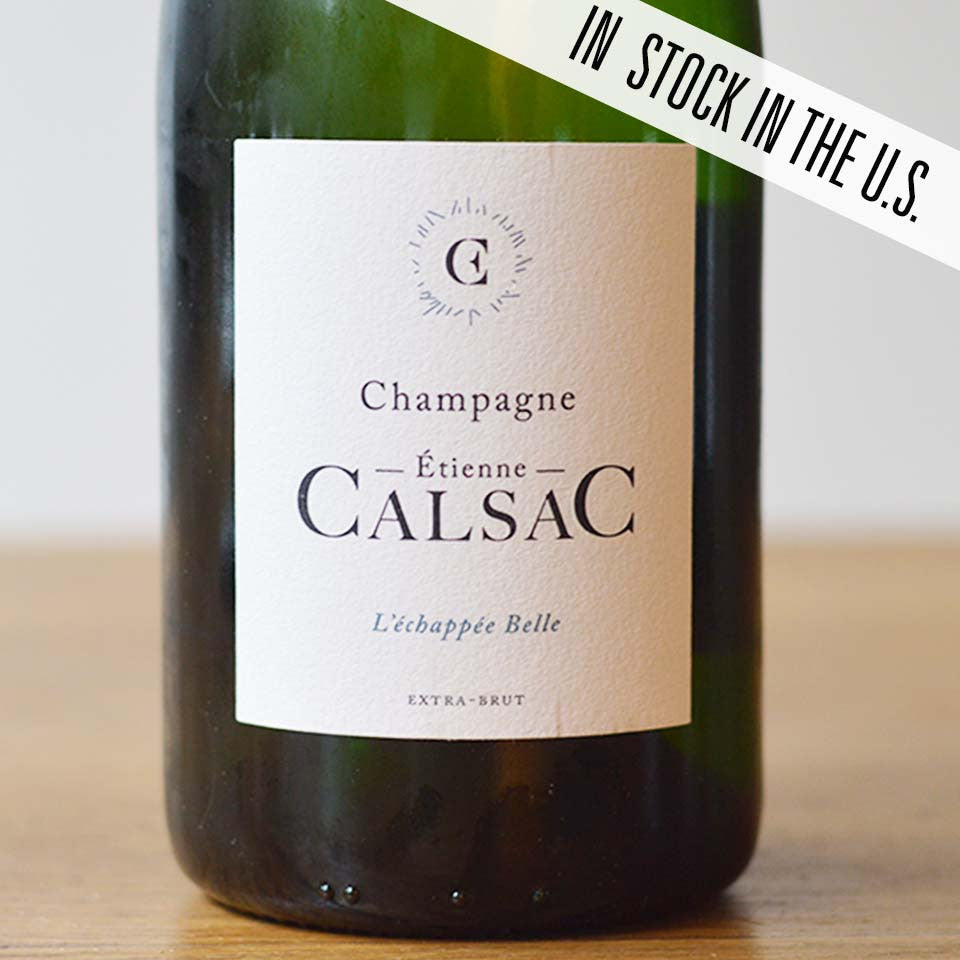 "Champagne Etienne Calsac ""L'Echappee Belle"" Extra Brut"