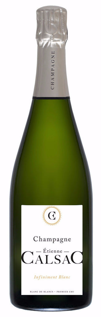 "Champagne Etienne Calsac ""Infiniment Blanc"" (100% Chardonnay)"