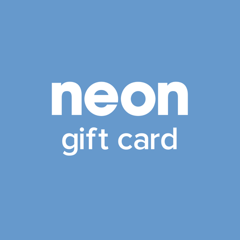 Neon Gift Card